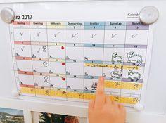 Kalender für Kinder, Zeitgefühl