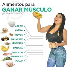Gaining muscle and losing fat at the same time is possible and I tell you .- Gaining muscle and losing fat at the same time is possible and we tell you how to achieve it – # How say - Health And Nutrition, Health Fitness, Fitness Logo, Yoga Fitness, Healthy Tips, Healthy Recipes, Healthy Food, Daily Exercise Routines, Workout Warm Up