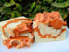 Spiced Apple Soap with Shea Butter by lathertech on Etsy