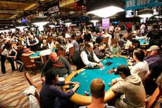 The halls of the Rio convention center proved treacherous to navigate through when players in the World Series of Poker Main Event went on break Monday.  Although it's foolish to expect anything less than a flood of humanity during early July at the WSOP, Day 1C of the Main Event was a different beast altogether. The final starting flight of this year's world championship of poker attracted 3,418 entrants, the biggest single-day field in the history of the tournament.