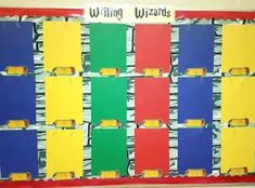 Nyla's Crafty Teaching: Wizard Classroom Theme Ideas Classroom Jobs, Classroom Walls, Classroom Bulletin Boards, Classroom Posters, Classroom Decor, Polka Dot Theme, Cvce Words, Student Numbers, Harry Potter Classroom