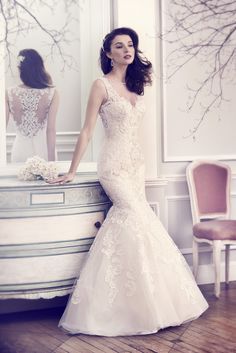Kenneth Winston Spring 2014 Bridal Collection