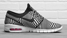 The World War I battleship inspired Nike Stefan Janoski Max is headed to retailers next Wednesday, January 28th, 2015. By the initial look of the shoe, you'd think an African safari inspiration would be behind this black and white Zebra-striped …