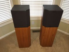BOSE 10.2 Series II Vintage Home Tower Speakers,USA Made!! Great Condition.  #Bose