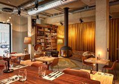 THE LOBBY | Restaurant & Bar | Amsterdam