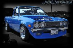 Japan Classic Datsun 620
