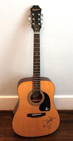 Saving 4 A Sunny Day: Bid On This Guitar