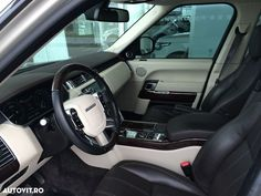 Second hand Land Rover Range Rover - 68 300 EUR, 86 082 km, 2014 - autovit.ro