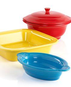Fiesta Bakeware