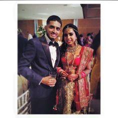 6 months of marriage already!  With @amar_bains  #sixmonths#life#love#wedding#indian#hindu#sikh#anniversary#suit#lengha#family#husband#wife #Limbachia#Bains  #TimeFliesWhenYoureHavingFun #SixMonthsOfBliss #LifeIsGood #ShareTheLove #HappyAnniversary by amitkl86