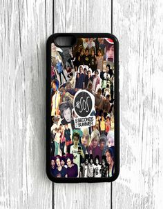 5 Second Of Summer Collage Band Music iPhone 5[C] Case