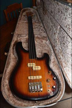 Ibanez Musician Bass.