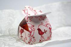 Küsschen in Mini-Schachtel