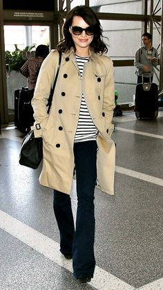 Jet-Set in Style: 39 Celebrity-Inspired Outfits to Wear on a Plane - Margot Robbie from #InStyle