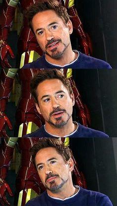 Robert Downey Jr - SUCH a good looking / sweet guy ; Robert Downey Jr., I Robert, Iron Man Tony Stark, Downey Junior, Gorgeous Men, Actors & Actresses, Hollywood, Guys, Halloween