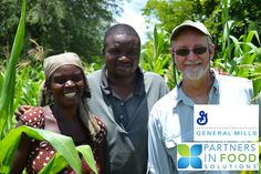 #GeneralMills might be known for its breakfast cereals but it should be recognized for the good its doing in #Africa. In 2009, General Mills founded #PartnersInFoodSolutions, a #nonprofit that harnesses the business/technical expertise of global food companies in order to improve both the capacity and expertise of local food processors. The end goal: to help fight hunger by aiding local food producers with developing a sustainable food supply chain.