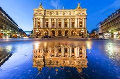 """Opera Garnier Paris Puddle Mirror by night - <a href=""""http://www.loiclagarde.com"""">My Website</a> - <a href=""""http://www.flickr.com/photos/loic80l"""">My Flickr</a> - <a href=""""https://www.facebook.com/loiclagardephoto"""">My Facebook</a> -  <a href=""""https://plus.google.com/108023614454861008041/posts"""">My Google+</a> - <a href=""""http://Loic80l.500px.com"""">My 500px</a> - <a href=""""http://pinterest.com/loic80l/"""">My Pinterest</a>"""