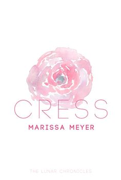Cress by Marissa Meyer ---> I haven't found cover art better than the original north american version but I LOVE this!