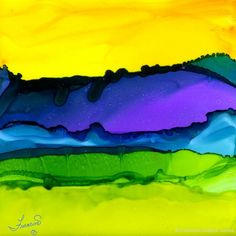 Free Online Class: Alcohol Inks Basics Welcome to this free class. This class or…