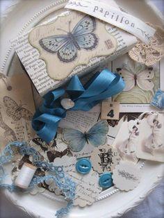 "syflove: "" blue inspiration """