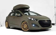 The Eco-Turner Hyundai Elantra GT from RE-MIX LAB Tour