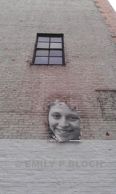 """West Beth Faces,"" camera phone, 2012"