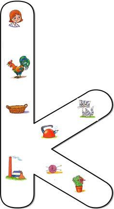Alphabet Worksheets, Preschool Worksheets, Beginning Sounds, Language, Letters, Education, Felt Toys, Letter, Teaching