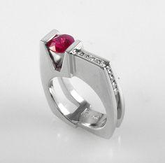 IC24 https://www.jewelrybygauthier.com/  Scott Gauthier Designs.. WEAR ART