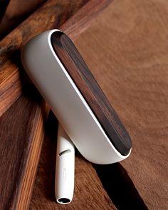 03291bf418 □【プレミアムモデル】おしゃれなIQOS3用木製ドアカバー「IQOS3 DOOR COVER(