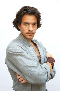 Source: abbyprincess2 on tumblr Santiago Cabrera as Lancelot,...