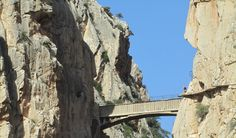 A Head for Heights - Caminito del Rey