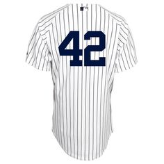 New York Yankees Authentic Mariano Rivera Home Jersey - MLB.com Shop
