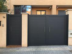 Iron Main Gate Design, Home Gate Design, Gate Wall Design, House Main Gates Design, House Fence Design, Steel Gate Design, Grill Door Design, Front Gate Design, Garage Door Design
