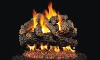 R. H. Peterson RealFyre Royal English Oak Designer Vented Gas Log Set (BD) Gas Fireplace Logs, Fireplace Inserts, Fireplace Design, Fireplaces, Fireplace Ideas, Oak Logs, Firewood Storage, Real Fire, Traditional Fireplace