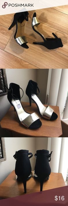 ⭐️SALE⭐️Perfect heels for shorts! Sexy sexy sexy fioni night Shoes Heels