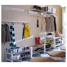 ЧУСИГ Полка для обуви - IKEA