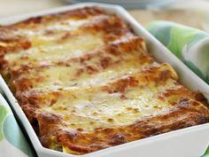 Überbackene Cannelloni ist ein Rezept mit frischen Zutaten aus der Kategorie Nudeln. Probieren Sie dieses und weitere Rezepte von EAT SMARTER!
