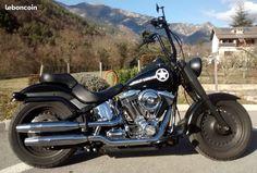 Harley davidson fat boy spécial 1584 cc boite 6