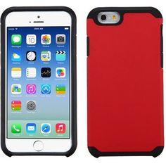 MYBAT Neo Astronoot Protector iPhone 6 Case - Red/Black