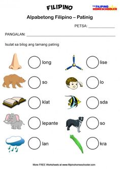 Worksheets For Grade 1 Filipino Nursery Worksheets, Printable Preschool Worksheets, Free Kindergarten Worksheets, Handwriting Worksheets, Teacher Worksheets, Alphabet Worksheets, Sequencing Worksheets, Printable Coloring, Grade 1 Reading Worksheets