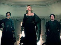 Jessica Lange, Angela Bassett and Kathy Bates