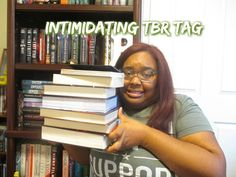 Intimidating TBR Tag