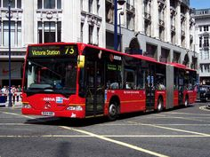 Mercedes-Benz Citaro Bendy Bus