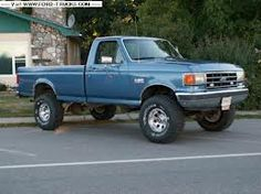 1991 ford f150 lifted - Google Search