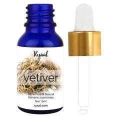Ryaal Vetiver Essential Oil