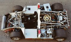 The Porsche 917 Chassis Looks Like The Best Jungle Gym Ever