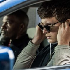 Ansel Elgort is an easy person to hate, but his performance in Edgar Wright's 'Baby Driver' might make you change your mind about him. Music Film, Film Movie, Sherlock Holmes, Ansel Elgort Baby Driver, A Line Bobs, Light Film, Actors Images, Instagram And Snapchat, About Time Movie