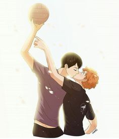 128 Best Kagehina images in 2019