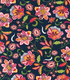 "Check out ""Boho Couture"" fabric by Mary Beth Freet!"