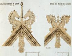 Культ коня в деревянном зодчестве Руси и Северной Германии | Гипотезы и факты